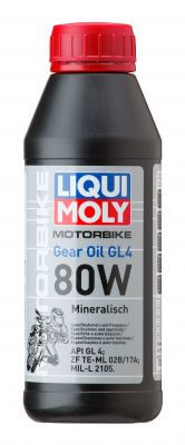 LIQUI MOLY Motorbike Gear Oil 80W 500ml